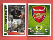 Arsenal Philippe Senderos 11 (MPS)